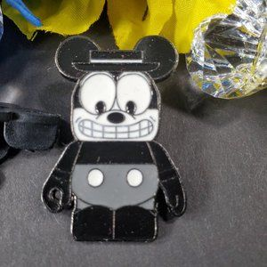 4/$25 Disney Parks Black & White Mickey Mouse Pin